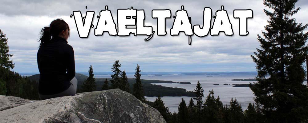 Vaeltajat.fi sivusto on avattu