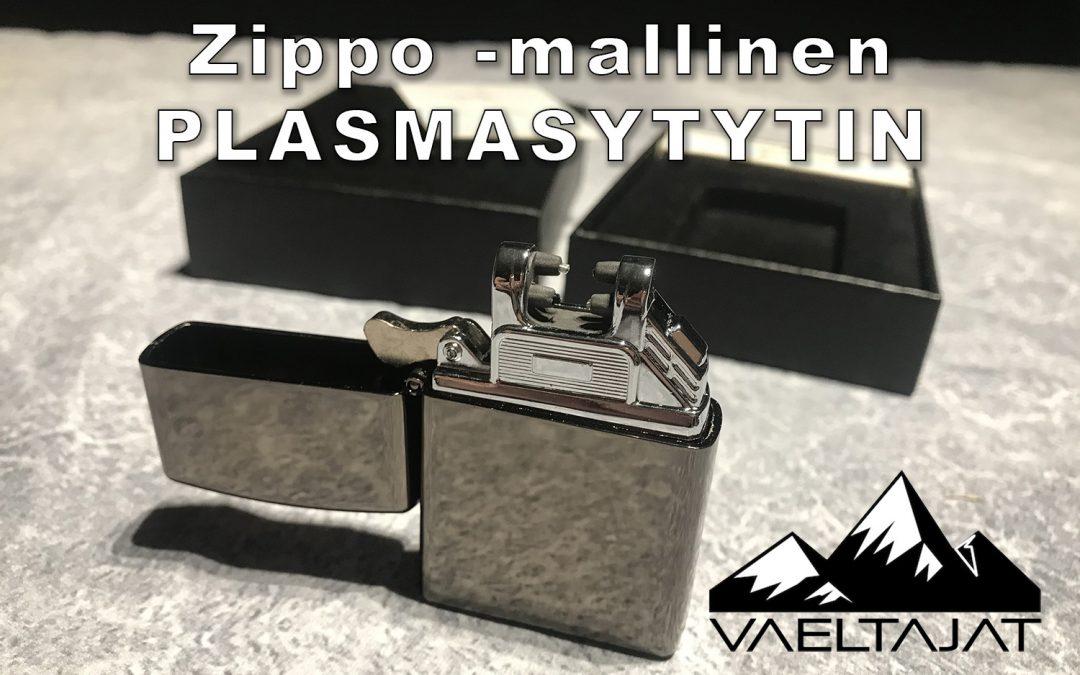 Zippo -mallinen plasmasytytin