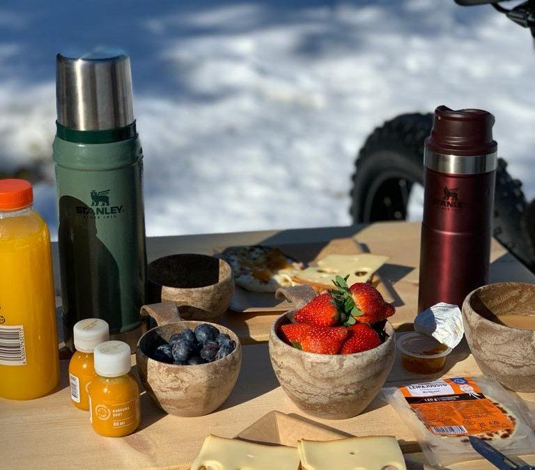 Täydellinen aamupala